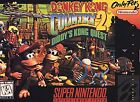 Donkey Kong Country 2: Diddy's Kong Quest (Super Nintendo Entertainment System, 1995) - European Version