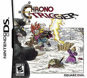 Chrono Trigger (Nintendo DS, 2008) for sale online   eBay