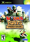 Worms Forts: Under Siege (Microsoft Xbox, 2005)