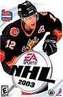 NHL 2003 (PC, 2002)