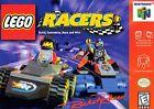 LEGO Racers (Nintendo 64, 1999) - European Version