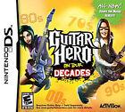 Guitar Hero: On Tour Decades (Nintendo DS, 2008) - European Version