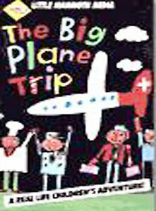 big adventure series the big plane trip dvd ebay