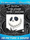 The Nightmare Before Christmas (Blu-ray Disc, 2008, Collector's Edition)