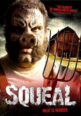 Squeal  - Allison Batty DVD Region 1===Horror--------------------2008 RARE!!!