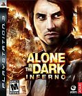 Alone in the Dark: Inferno  (Sony Playstation 3, 2008) (2008)