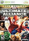Marvel: Ultimate Alliance -- Gold Edition (Microsoft Xbox 360, 2007)