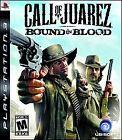 Call of Juarez: Bound in Blood  (Playstation 3, 2009) (2009)