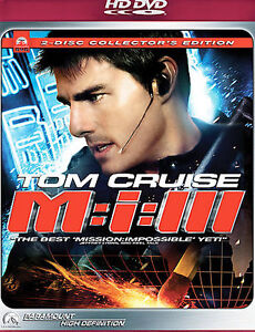 Mission Impossible Iii Hd Dvd 2006 2 Disc Set Collectors Edition