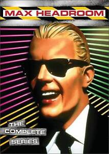 MAX HEADROOM THE COMPLETE SERIES - $40.81