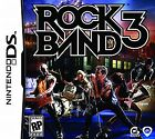 Rock Band 3  (Nintendo DS, 2010) (2010)