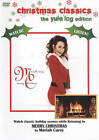 Mariah Carey - Merry Christmas (DVD, 2009, The Yule Log Edition)