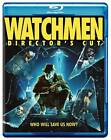 Watchmen (Blu-ray Disc, 2009, Director's Cut) (Blu-ray Disc, 2009)