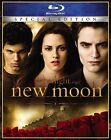 The Twilight Saga: New Moon (Blu-ray Disc, 2010, With Tote Clip; Barnes & Noble Exclusive)