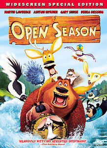 Open Season (DVD, 2007, Widescreen)