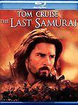 The Last Samurai (Blu-Ray) BRAND NEW SEALED tom cruise