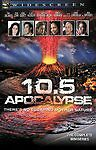 10.5 Apocalypse DVD, 2006 RARE SCI FI ACTION TV MINI SERIES MINT DISC  - $22.49