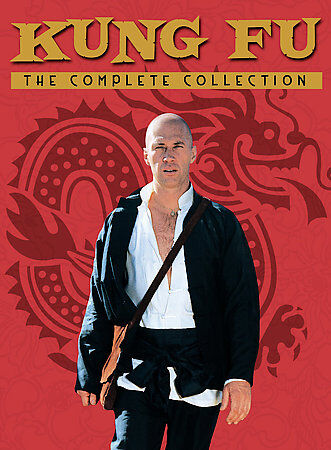 Kung Fu The Complete Series Collection DVD 11 Disc Set Region 1 Season 1, 2, 3