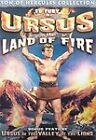 Ursus In The Land Of Fire/Ursus In The Valley of Lions (DVD, 2007)