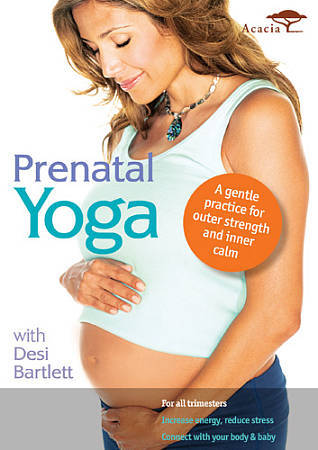 Bartlett-PRENATAL YOGA-Staying Fit During Pregnancy DVD