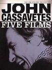 John Cassavetes: Five Films (DVD, 2004, 8-Disc Set, Special Edition Eight Disc Set)