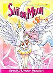 SAILOR MOON SUPERS PEGASUS COLLECTION IV DVD CLEAN DISC WITH INSERT OOP
