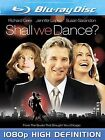 Shall We Dance? (Blu-ray Disc, 2008)