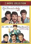 Three Men and a Baby/Three Men and a Little Lady (DVD, 2008)