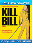 Kill Bill Vol. 1 (Blu-ray Disc, 2008)