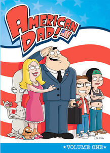 American Dad!, Vol. 1 New DVD! Ships Fast!