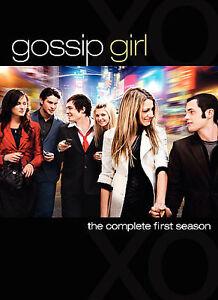 Gossip-Girl-First-Season-1-DVD-CW-TV-w-cardboard-sleeve-Like-New