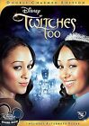 Twitches Too (DVD, 2008, Double Charmed Edition) (DVD, 2008)