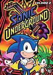 Sonic Underground - Volume 2 (DVD, 2008, 4-Disc Set)   New
