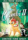 Bambi II (DVD, 2006)