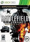 Battlefield: Bad Company 2 (Ultimate Edition)  (Xbox 360, 2010) (2010)