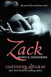 Zack-Armed-and-Dangerous-by-Cheyenne-McCray-2008-Paperback-Cheyenne-McCray-Paperback-2008