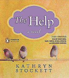 The-Help-by-Kathryn-Stockett-Unabridged-Audiobook-15-CDs