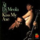 Kiss My Axe by Al Di Meola (CD, Nov-1991, Mesa/Bluemoon)