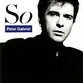 Peter Gabriel - So (CD) . FREE UK P+P ..........................................