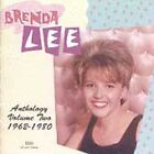 Anthology (1956-1980) by Brenda Lee (CD, Aug-1991, 2 Discs, MCA)