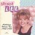 CD: Anthology (1956-1980) by Brenda Lee (CD, Aug-1991, 2 Discs, MCA (USA))