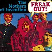 Frank Zappa - Freak Out! (CD 1999)