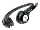 Logitech ClearChat Stereo Black Headband Headsets