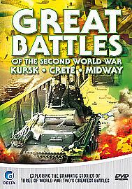 Great Battles of the Second World War [DVD]
