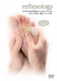 Reflexology - A Practical Guide DVD NEW