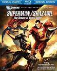 Superman/Shazam: The Return of Black Adam (Blu-ray Disc, 2010)