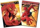 Spider-Man/Spider-Man 2 2-Pack (DVD, 2004, 4-Disc Set, Widescreen, Special Edition, Side by Side Packaging)