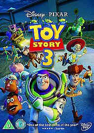 Toy Story 3 (DVD, 2010) DISNEY PIXAR