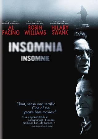 INSOMNIA (DVD, 2010, Canadian) 1