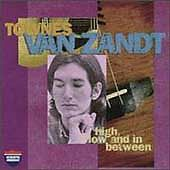 Townes Van Zandt CD. High, Low and in Between/The Late Great ..TOWNS ZANT
